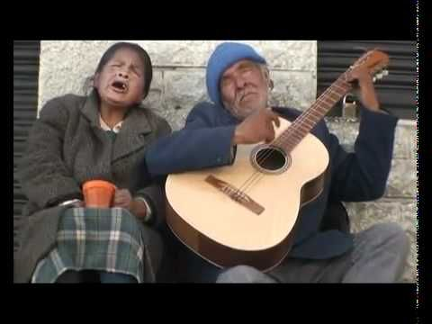 This is beautifully played and sung. I just wish their situation was better, and that somebody would f... applause at the end.
