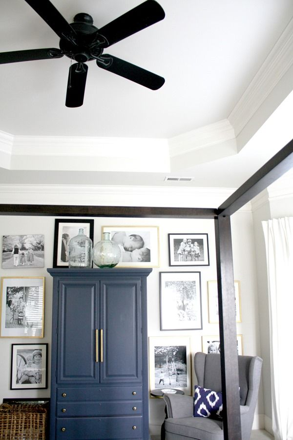 Advice on using ceiling fans in decorating