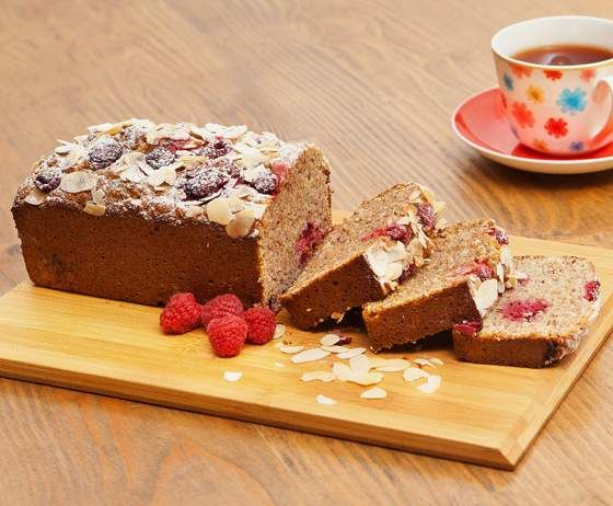 Recipe Banana, raspberry and coconut loaf by Anna Gare - Recipe of category Baking - sweet