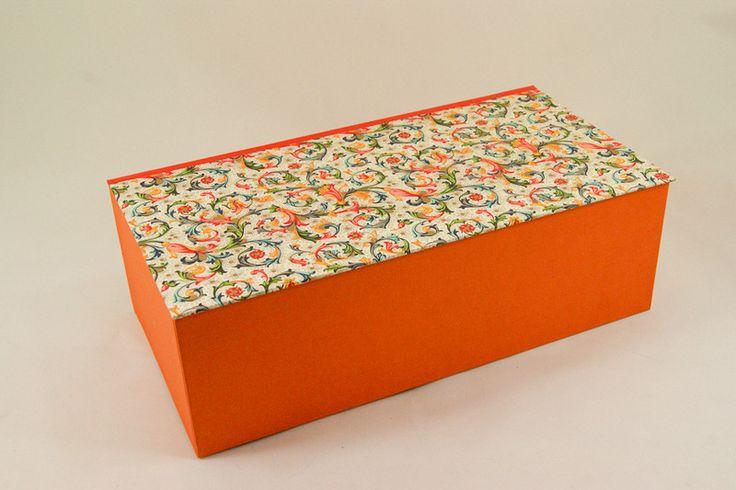 Kisten & Boxen - Kunstkiste, Schatzkiste, Geschenkverpackung - ein Designerstück von Hof-Eisenhammer bei DaWanda
