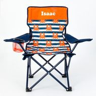 Children's Camp Chair Crabby ready for the beach and all personalised just for your child http://teddybearsandgifts.com.au/childrens-camp-chair-crabby/