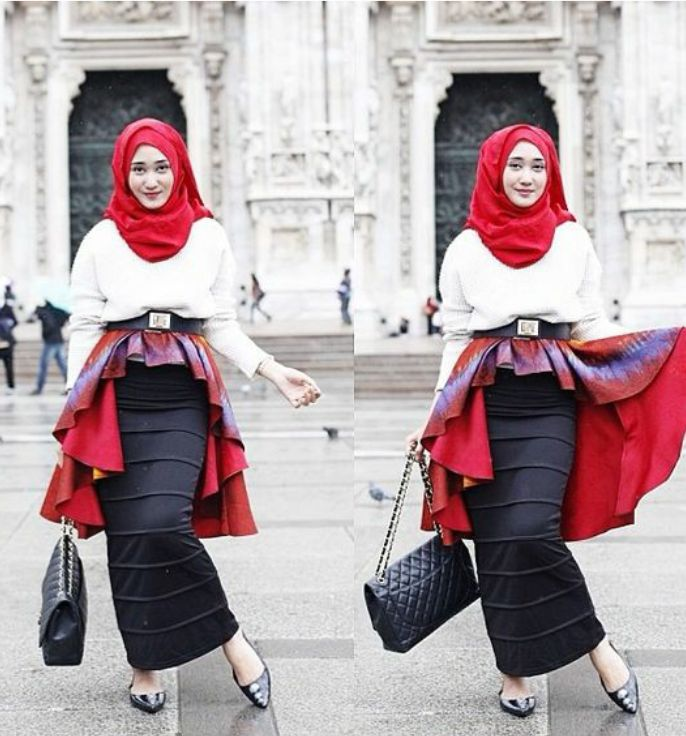 Dian Pelangi  Hello lovelies, today we are taking look at Dian Pelangi's modest Hijab  designs. Dian Pelangi is one designer that is versatile  when it comes to modest fashion, she can rock a hijab...
