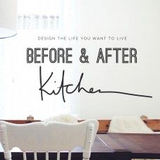 Before/After Kitchen tour: Get some fab ideas for your kitchen