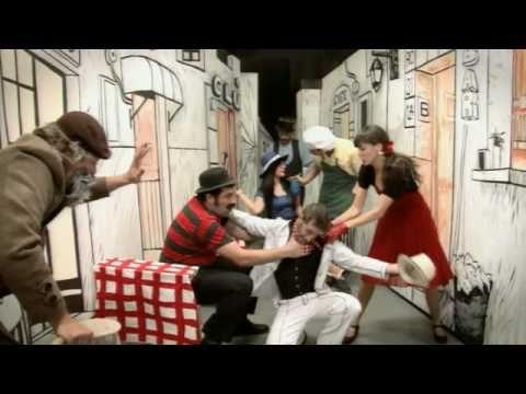 (12) Muchachito Bombo Infierno - La noche - YouTube