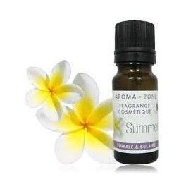 Esenta naturala  parfum de frangipanier summer