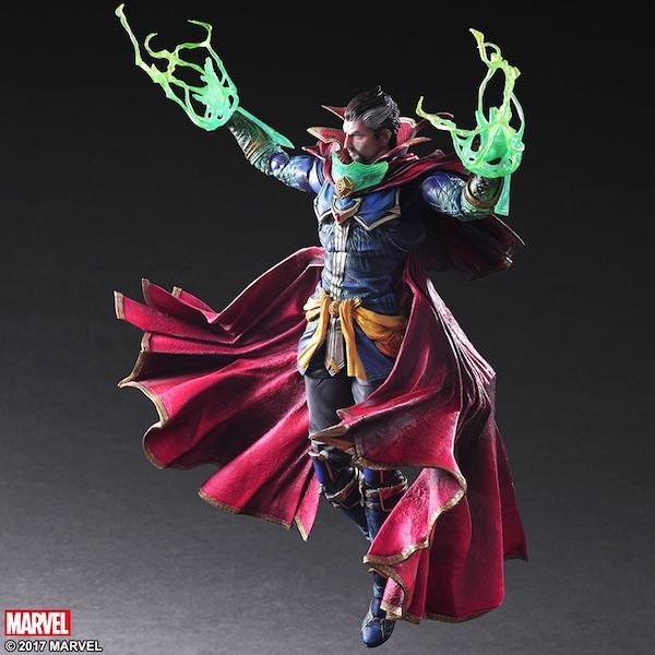 Doctor Strange Is One Of Square Enix's Coolest Play Arts Kai Figures