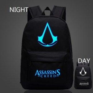 Assassins creed bags 9 pinterest black assassins creed backpack voltagebd Gallery