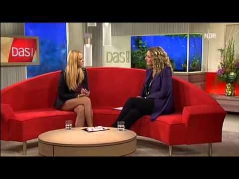 Jenny Elvers-Elbertzhagen Bettina Tietjen DAS! 17.09.2012 Ganzes Interview Teil 2/3