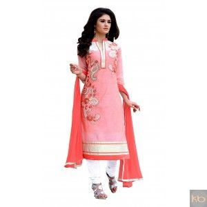 Go Ethnic In This Summer By Wearing This Beautiful Cotton Salwar Suit₹915