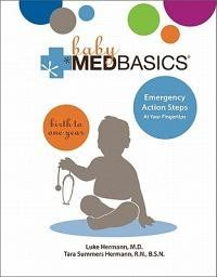 Accidents are a reality with a little baby in the house. This book will help you through them and makes a great gift for new moms.