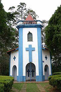 Capela Nossa Senhora Aparecida - Jarinu SP Brasil