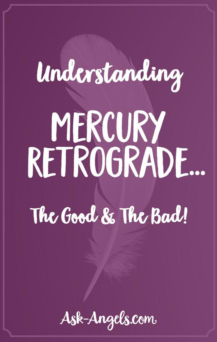 Understanding Mercury Retrograde... The Good & The Bad!
