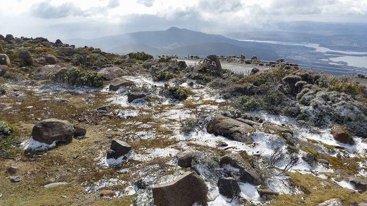 Mt. Wellington Hobart