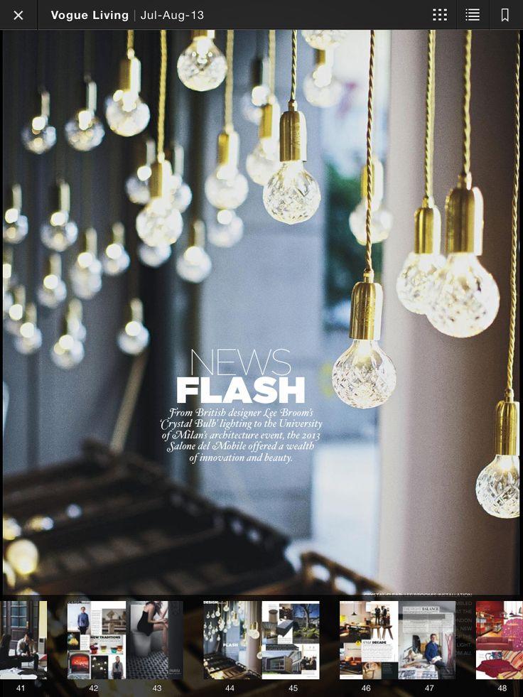 Crystal light bulbs
