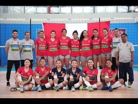 Estación Voleibol: PERÚ QUEDÓ LISTO PARA EL MUNDIAL U20 EN MÉXICO