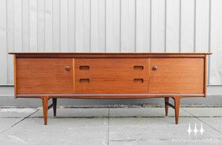 Mid Century Mobler: Past Collections - midcentury - buffets and sideboards - san francisco - by Mid Century Mobler