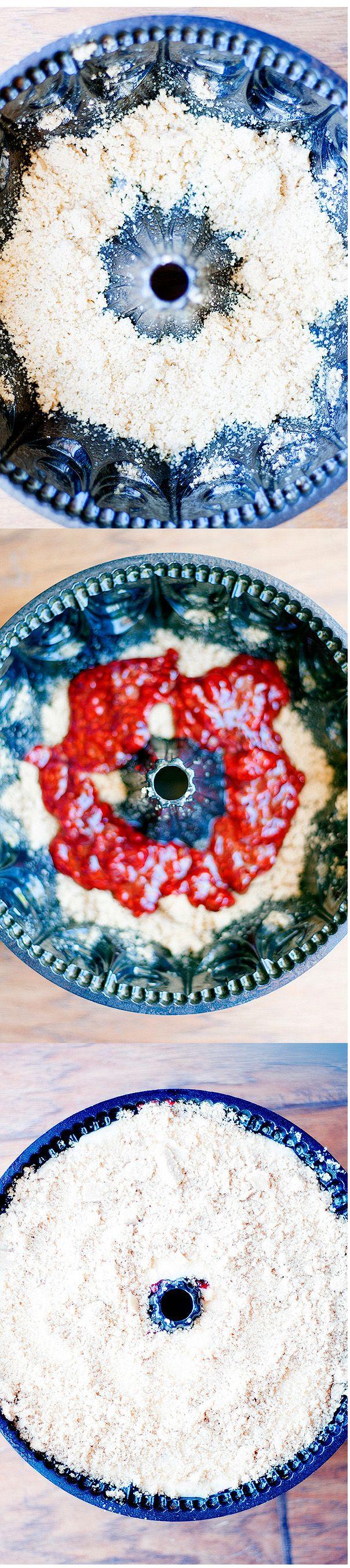 Glazed Raspberry Coffee Cake - Heather's French Press