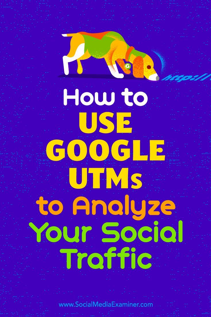 By adding Google UTM (Urchin Tracking Module) parameters to the links you share, you can attribute traffic to page posts, group posts, and ads.  In this article, you'll discover how to analyze your social media traffic by adding UTM parameters to your links.