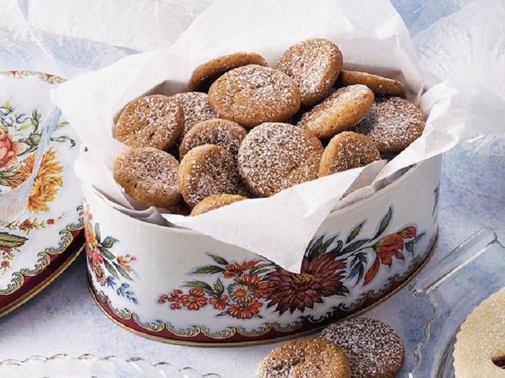 German Pfeffernuesse via 15 Traditional German Dessert Recipes - German Desserts (Nachspeise or Nachtisch). Need German desserts? Get delicious German dessert recipes for your next meal or gathering.