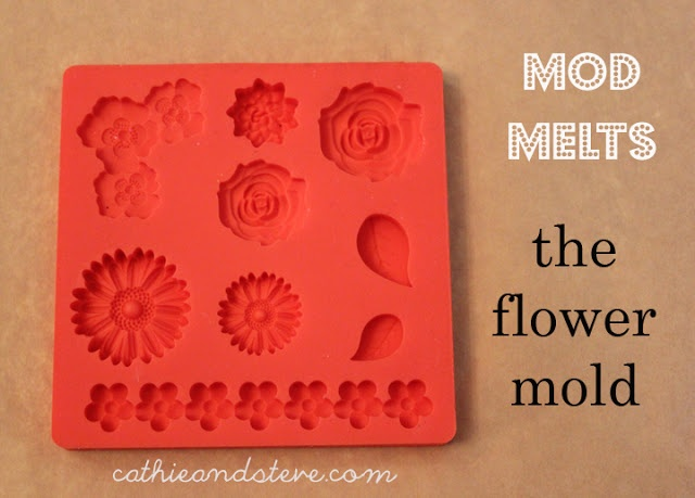 Cathie and Steve {Make. Bake. Celebrate!}: Our New Product Line: Mod Melts for Mod Podge! DIY your own embellishments!