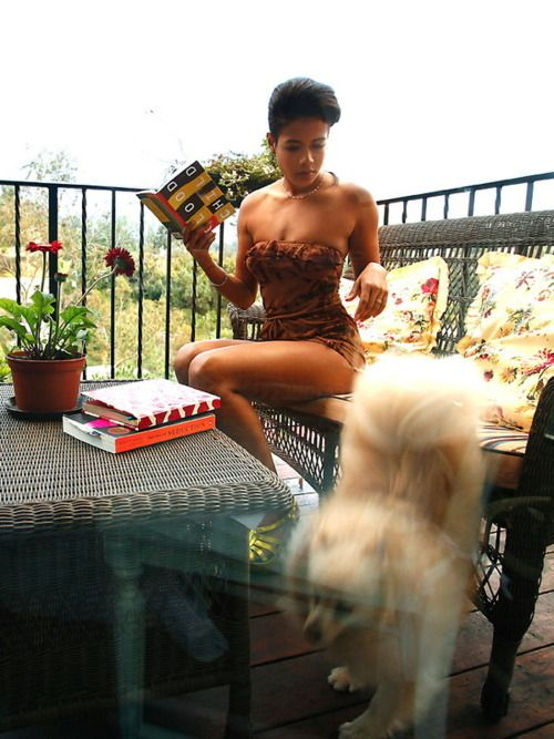Kelis Reading African American Science Fiction Author Octavia Butler's Bloodchild & Other Stories