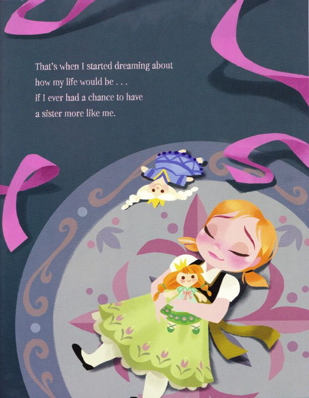 A sister like me frozen book *spoiler* 13 by mg137b