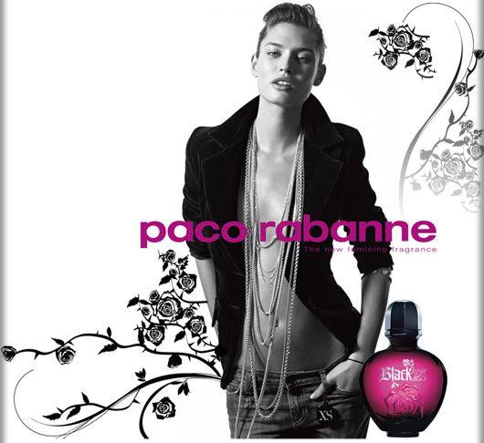 Affiche Pub Parfum
