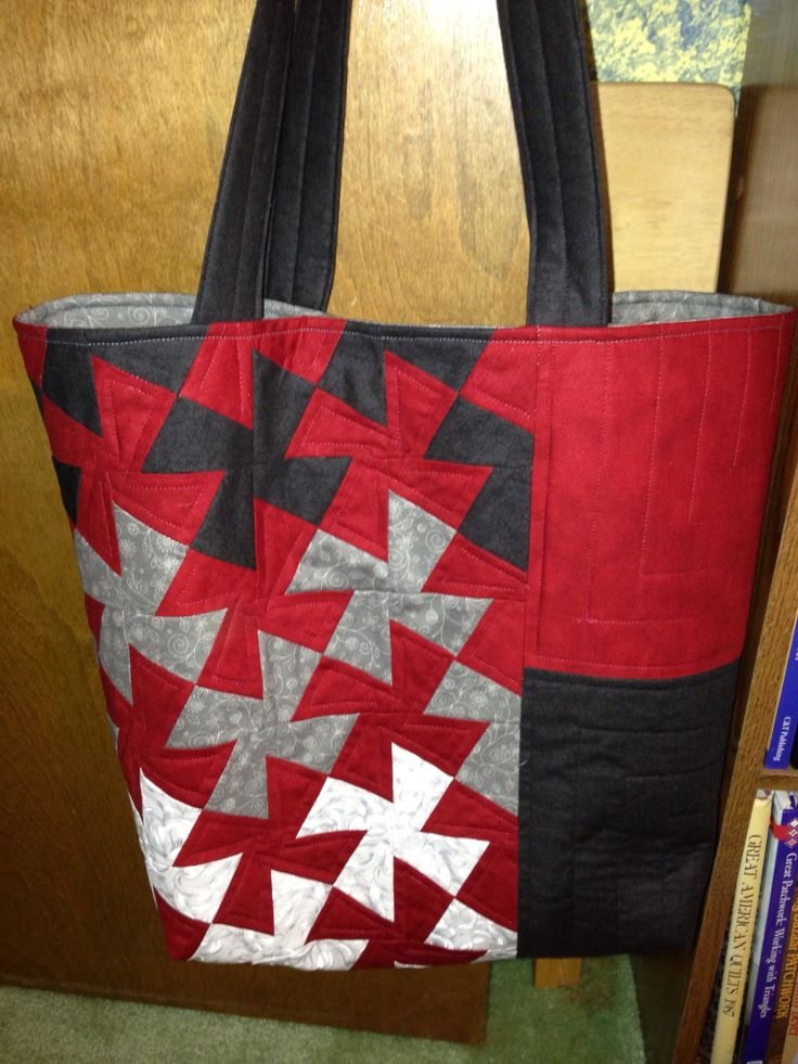 Twister Bag made by me, Dayle Alton