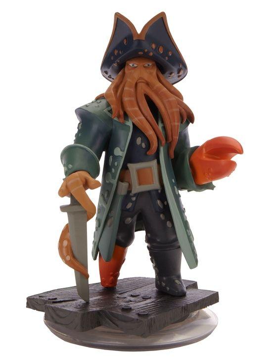 Figurine Davy Jones - Disney Infinity France                                                                                                                                                                                 Plus