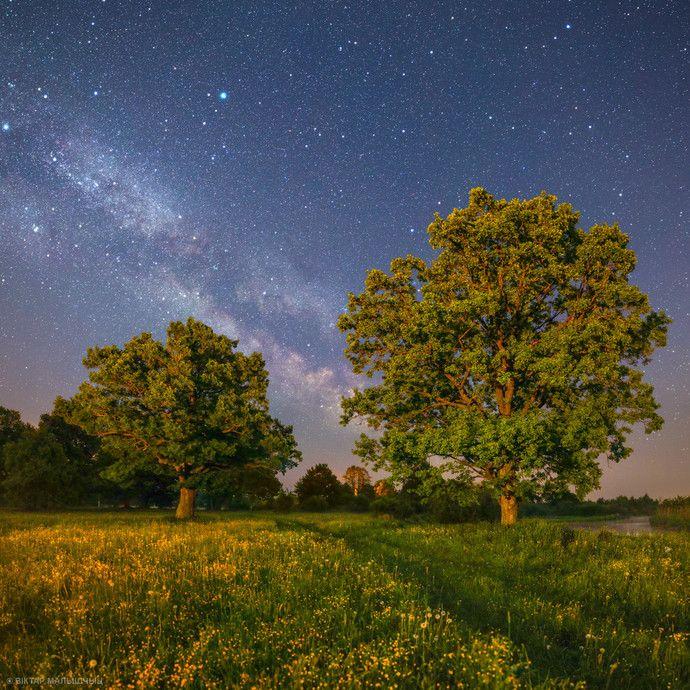 Астрофотограф Виктор Малыщиц рассказал о съемке белорусского звездного неба - Технологии onliner.by