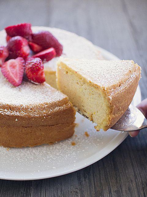 Italian Ricotta Cake | cakes and icings | Pinterest