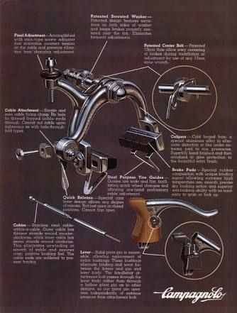campagnolo vintage instructions - Google Search