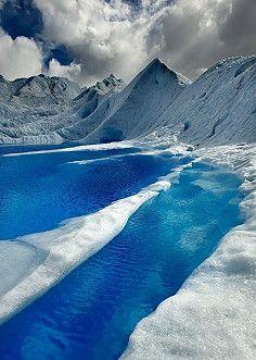 Los glaciares de Chile: