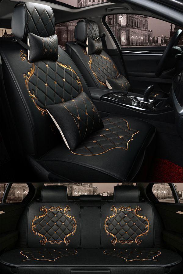Luxusmuster mit klassischem Gitter. Schwarzes Design mit schönem Gold   – Beauty