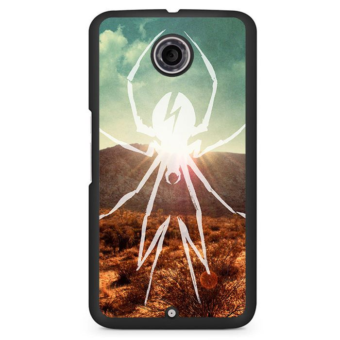 Ziggy Spider Google Phonecase For Google Nexus 4 Nexus 5 Nexus 6