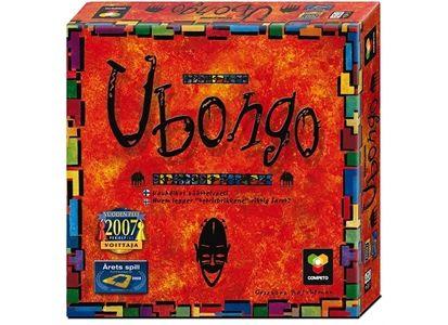 Ubongo Brettspill - Norsk utgave Årets familiespill 2008!