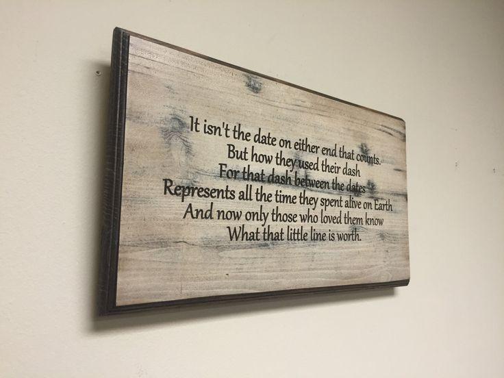 Memorial Sign, In Memory Of, carved, custom, wood wall art ...