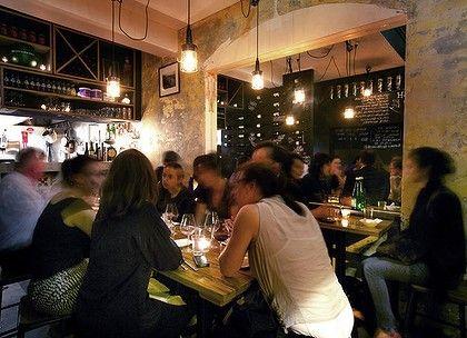 Restaurant Review.Sydney.April 18th 2012.Photo.Sahlan Hayes.SMH Good Living.Buffalo Dining Club, Darlinghurst.