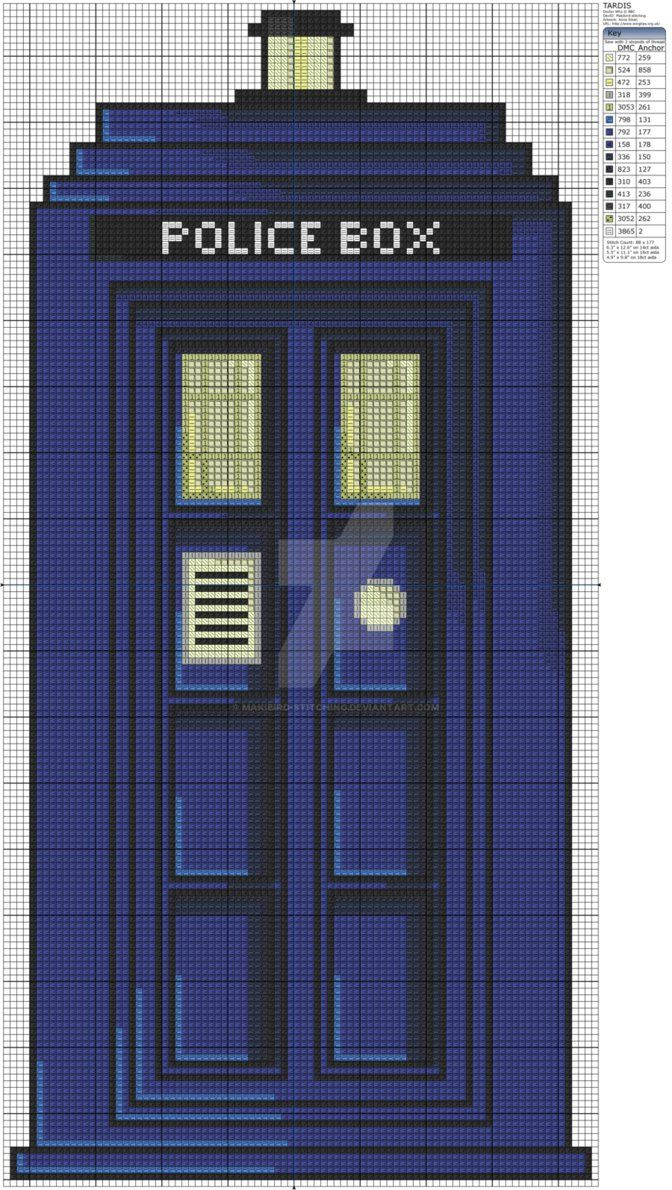 264 best Dr Who Freebie Cross Stitch, beading, Knitting and other ...