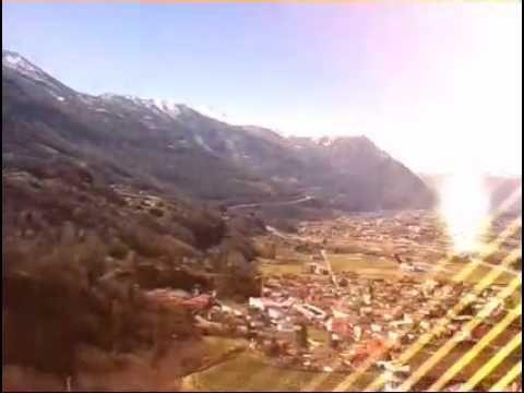 The Beauty of Giubiasco Switzerland
