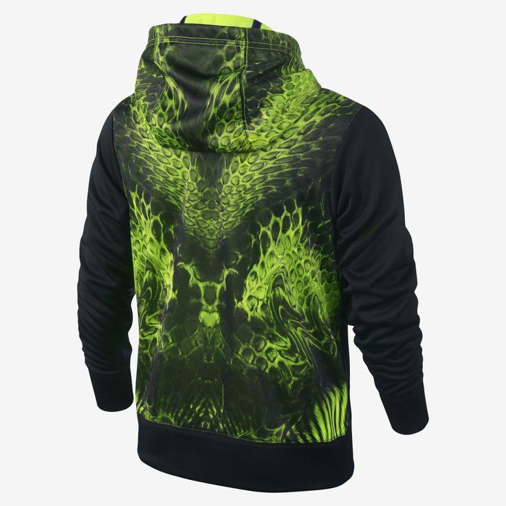 nike zip up jacket kids 2014