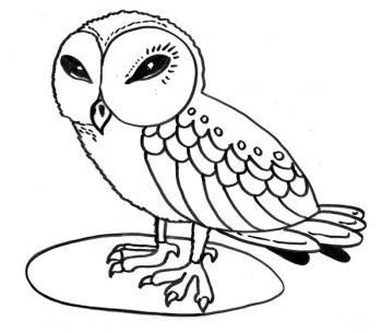 Wise Little Owl Coloring Page From Owls Category. Select From 27362  Printable Crafts Of Cartoons, Nature, Animals, Bible And Many More.