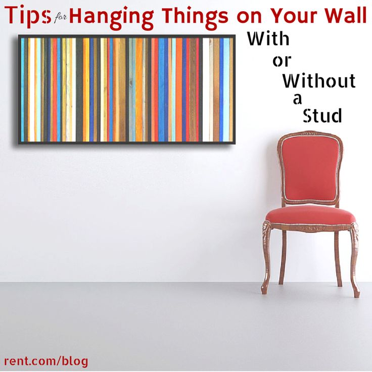 17 Best Ideas About Hanging Pictures Without Nails On