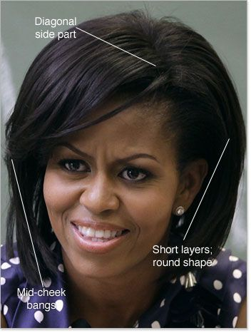 20 best my next hair do images on pinterest hairstyle layered michelle obama hairstyles 2012 hairstyles 2010 michelle obama bob hairstyle yusrablog pmusecretfo Images