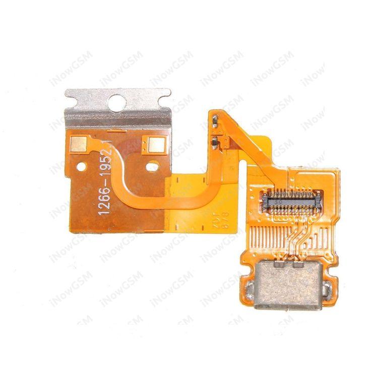 Placa flex mufa alimentare microusb Sony Xperia Tablet Z SGP312