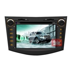 Car DVD Player for Toyota RAV4 with GPS Radio Bluetooth TV Toyota RAV 4 Car DVD Player with GPS Radio Bluetooth TV [CS-T003] - US$295.20 : GPS navigation system