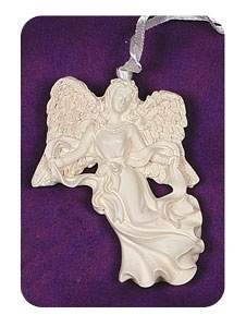 Collectables: Blessing Angel of Healing. A beautiful collectable Angel that can be used for hanging anywhere as a decorative piece. Especially appropriate for Christmas and for hanging on the tree! Also a sweet little gift or stocking filler. Can also be hung around the house ANY time of the year, just use a little imagination! (Think door handles, dresser handles, by a window etc.) £7.29. Shop now at: www.AngelicCreationsShop.net MERRY CHRISTMAS!