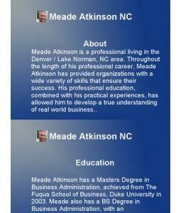 Meade Atkinson NC #Meade #Atkinson #NC
