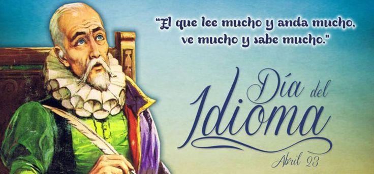 Día del Idioma Español - 23 de abril
