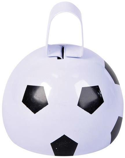 "3"" Metal Soccer Cowbells - 144 Units"